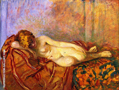 Nude Blond By Henri Lebasque