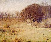 Landscape By William Langson Lathrop
