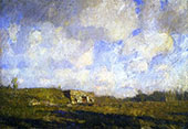 Old Limekiln By William Langson Lathrop