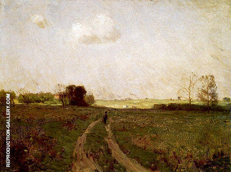 Untitled Painting By William Langson Lathrop - Reproduction Gallery