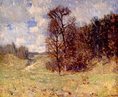 Woods End By William Langson Lathrop