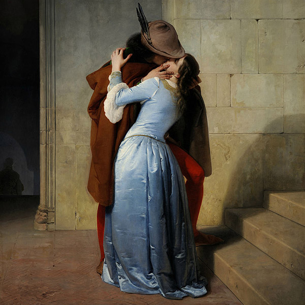 Oil Painting Reproductions of Francesco Hayez