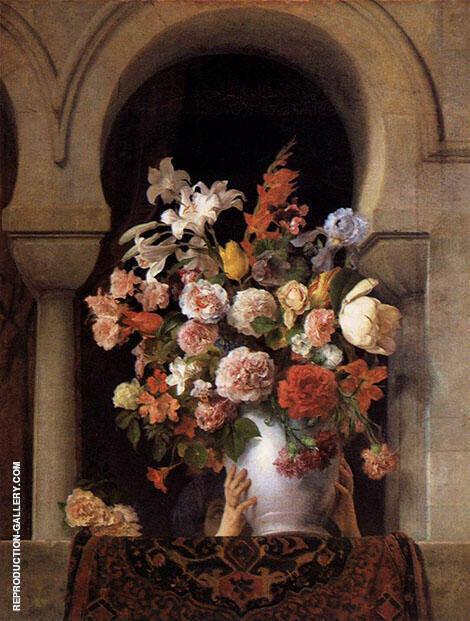 Flower By Francesco Hayez