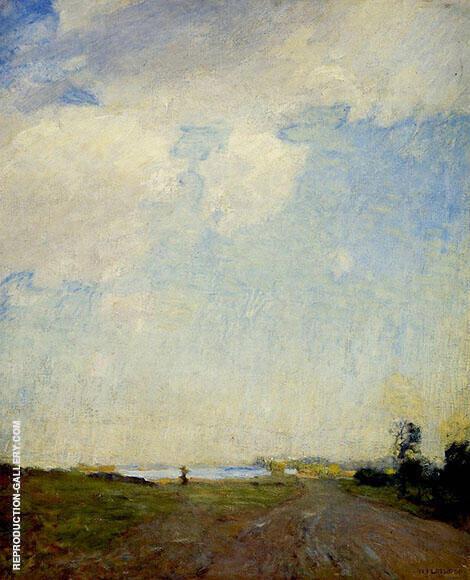 Sunshine After Rain By William Langson Lathrop