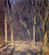 The Forest By William Langson Lathrop