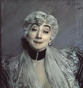 Countess de Janville By Giovanni Boldini