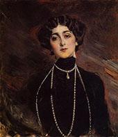 Lina Cavalieri By Giovanni Boldini