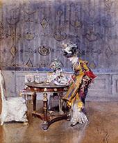 The Letter 1873 By Giovanni Boldini
