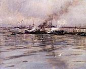 View of Venice 1895 By Giovanni Boldini