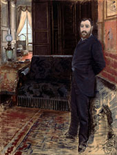 Self Portrait 1883 By Giuseppe De Nittis