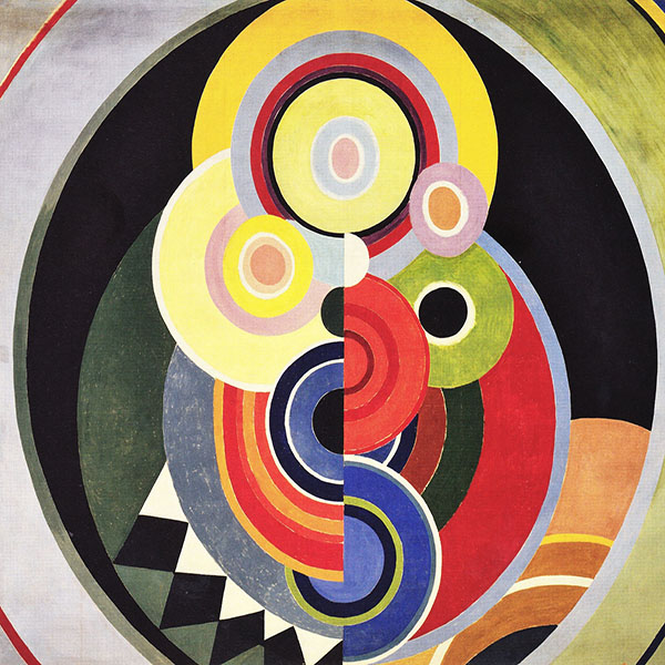 Oil Painting Reproductions of Sonia Delaunay