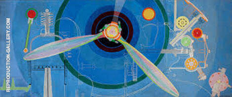 Propeller Air Pavilion 1937 By Sonia Delaunay