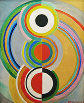 Rythme 1938 By Sonia Delaunay