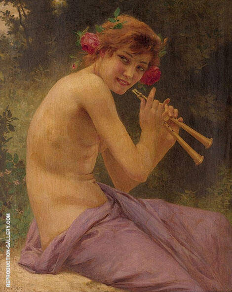 Fuanesse Painting By Guillaume Seignac - Reproduction Gallery
