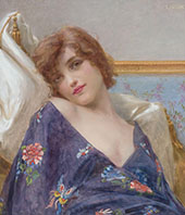 Indolence By Guillaume Seignac