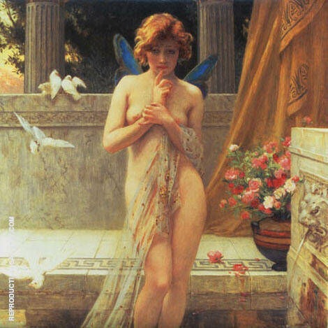 Psyche By Guillaume Seignac