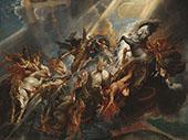 The Fall of Phaeton 1604 By Peter Paul Rubens
