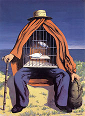 The Therapist 1937 By Rene Magritte