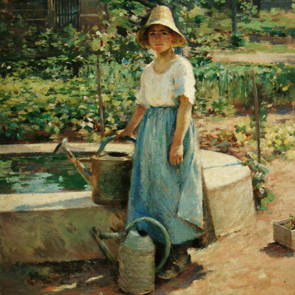 Oil Painting Reproductions of Theodore Robinson