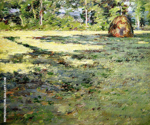 Afternoon Shadows 1891 By Theodore Robinson