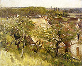 In The Orchard 2 1889 By Theodore Robinson