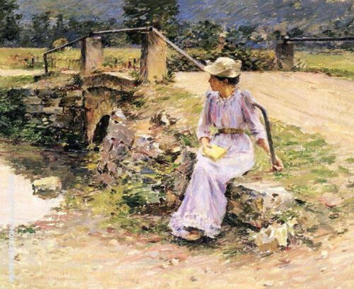 La Debacle 1892 By Theodore Robinson