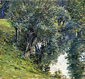 The Brook 1891 By Theodore Robinson