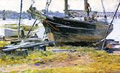 The E.M.J.Betty 1894 By Theodore Robinson
