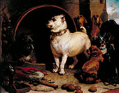 Alexander and Diogenes 1848 By Edwin Henry Landseer