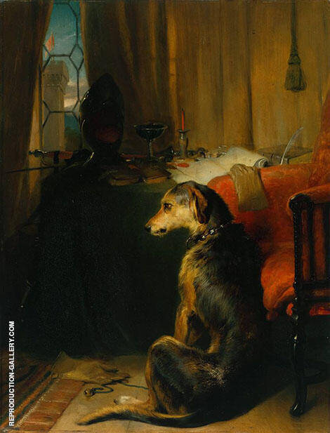 High Life Landseer 1829 By Edwin Henry Landseer