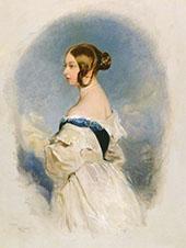 Queen Victoria By Edwin Henry Landseer