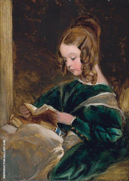 Rachel Russell 1835 By Edwin Henry Landseer