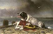 Saved 1856 By Edwin Henry Landseer