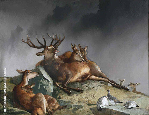 The Highland Nurses By Edwin Henry Landseer