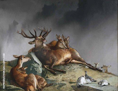 The Highland Nurses By Edwin Henry Landseer