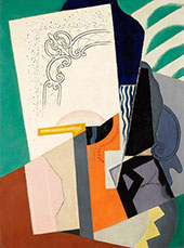 Cubist Composition 1916 By Maria Blanchard