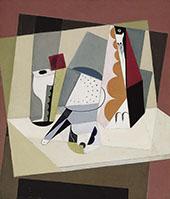 Cubist Still Life 1917 By Maria Blanchard
