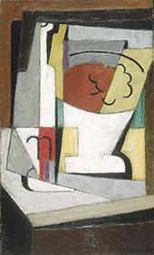 Cubist Still Life 1919 By Maria Blanchard