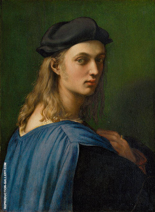 Portrait of Bindo Altoviti 1515 By Raphael