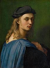 Portrait of Bindo Altoviti 1515 By Raphael