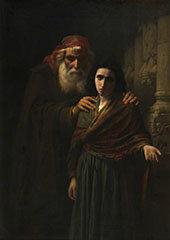 The Last Support By Pierre Auguste COT