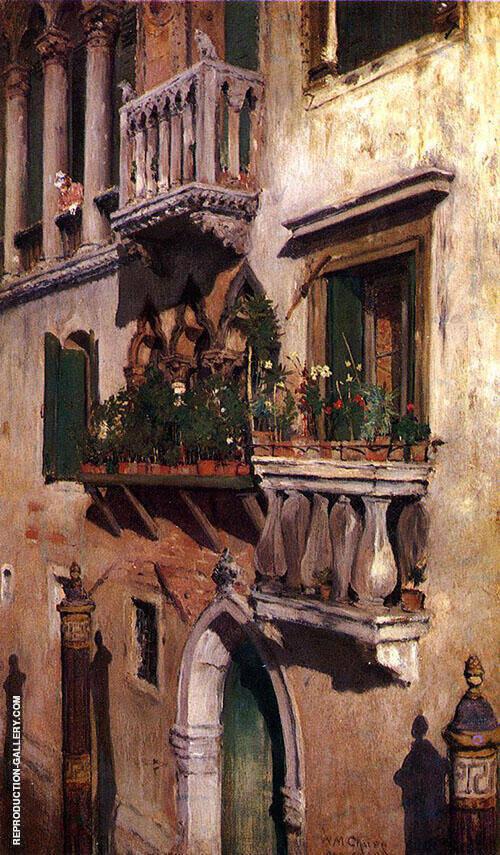 Venice By Pierre Auguste COT