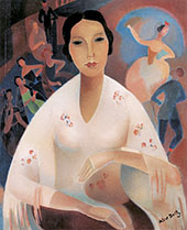 Country Memories 1924 By Alice Bailly