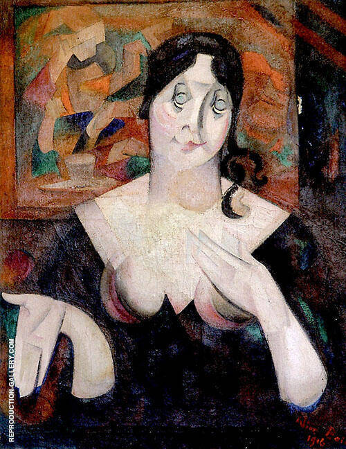Florentin 1916 By Alice Bailly