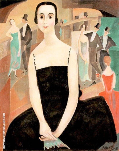 Intermission 1922 By Alice Bailly