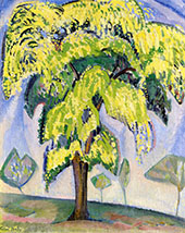 Pear Tree By Alice Bailly
