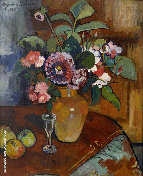 Nature Morte 1922 By Suzanne Valadon