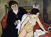 The Abandoned Doll 1921 By Suzanne Valadon