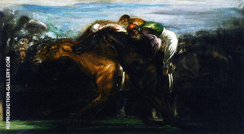 The Races 1901 By Louis Anquetin