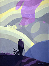 The Creation 1935 By Aaron Douglas